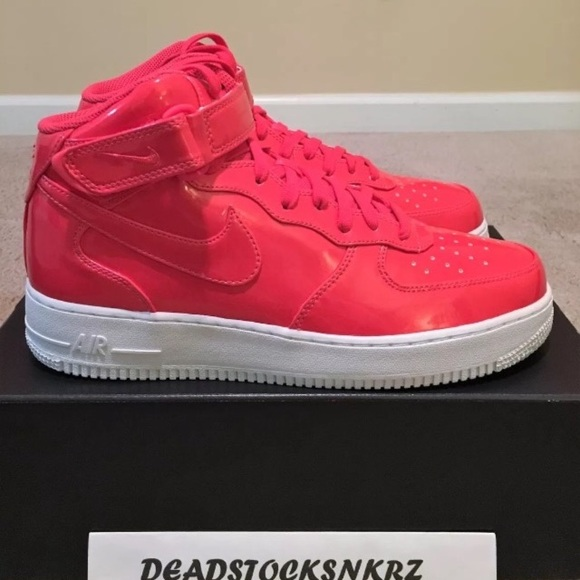 "Nike Air Force 1 Mid '07 LV8 UV ""Siren Red"" Boutique"